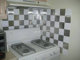 backsplash peel and stick tile kitchen amazing peel and stick