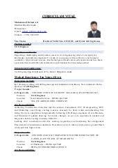 civil engineer resume uxhandy