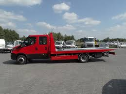 100 New Tow Trucks For Sale IVECO Daly 70C18P Schiebeplateau AHK Finanzierung Tow Truck