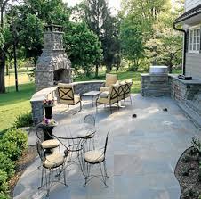 100 Concrete Patio Floor Ideas Patio Design With by Blue Stone 1