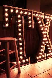 48 light up letter sign custom marquee signs wedding