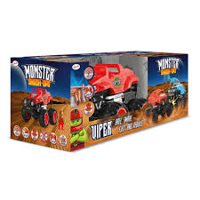 Monster Smash Ups Viper RC Monster Truck - £25.00 - Hamleys For Toys ...