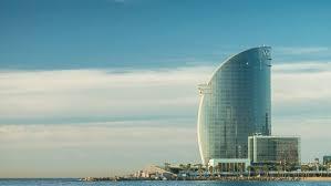 100 W Hotel In Barcelona Spain Ricardo Bofill Taller De Arquitectura