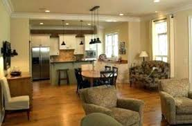 Dining Living Room Combo Kitchen Floor Plans Beautiful Open Plan Smith Design And