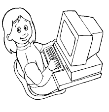 Free Printable Computer Coloring Pages For Preschoolers To Print