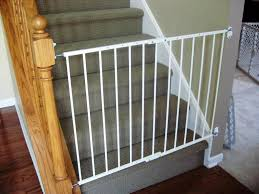 Wooden Top Of Stairs Baby Gate Ideas — RS FLORAL Design : Top Of ... Baby Gate For Stairs With Banister Ipirations Best Gates How To Install On Stairway Railing Banisters Without Model Staircase Ideas Bottom Of House Exterior And Interior Keep A Diy Chris Loves Julia Baby Gates For Top Of Stairs With Banisters Carkajanscom Top Latest Door Stair Design Wooden Rs Floral The Retractable Gate Regalo 2642 Or Walls Cardinal Special Child Safety Walmartcom Designs
