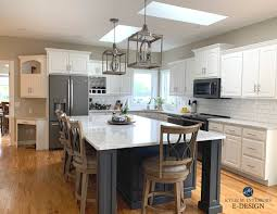 Color Ideas For Painting Kitchen Cabinets The 4 Best Paint Colours For Kitchen Island Or Lower