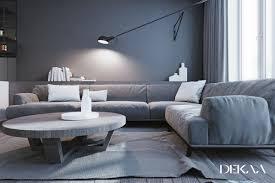 100 Modern Interior White Grey Design In The Minimalist Style