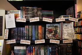 Harry Potter is back — and so is the bookstore hoopla we haven t
