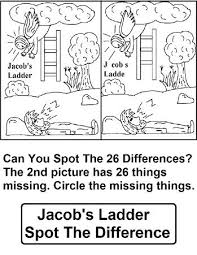 Jacobs Ladder Find The Difference