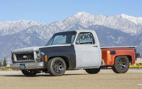 Roadkill's C-10 Muscle Truck Has More Lives Than A Cat | EBay Motors ...