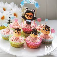 Alvin And The Chipmunks Cake Decorations Uk by Items Similar To Alvin And The Chipmunks Inspired Birthday Cupcake