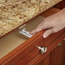 Drill In Cabinet Door Bumper Pads by Child Safety Drawer U0026 Cabinet Locks Babies