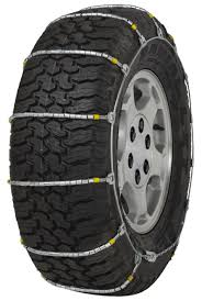 QUALITY CHAIN 1675 Cobra Jr Cable Tire Chains Snow Traction Vehicle ...