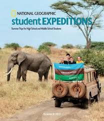 2017 National Geographic Student Expeditions By