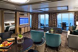 Owner s Suite Harmony The Seas Royal Caribbean International