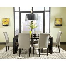 Wayfair Dining Table Chairs by 7 Piece Dining Table Set Serendipity 7 Piece Dining Set In Extra