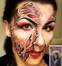 Midnight Angel Face And Body Art