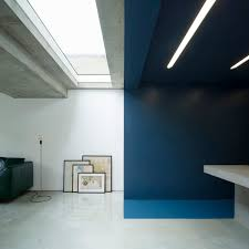 bureau change slab house bureau de change architects archdaily
