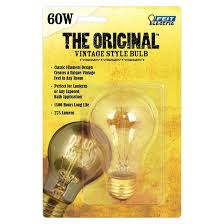 feit 60 watt vintage a19 incandescent light bulb soft white target
