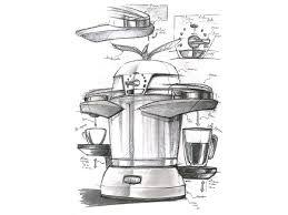 La Fenice Induction Coffee Machine