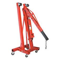 3 Ton Aluminum Floor Jack Autozone by Folding Engine Crane 2 Ton Capacity K Tool International 63422