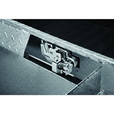 Husky 70 In. Black Aluminum Polished Deep Truck Box-THDD70B - The ... Husky Flush Mount Tool Box Shop Truck Boxes At In X Alinum Full Husky Tool Boxes From Northern Equipment 48 In Side Black Mechanics 40 10drawer Chest And Rolling Cabinet Set 26 Connect Mobile Black8224 The Home Depot Cabinets Roselawnlutheran 3427 Fuel Tank Toolbox Combo 7 Csw With Steel Storage 250piece Boxs 52 13drawer