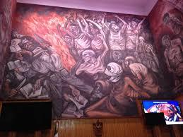 Jose Clemente Orozco Murales Guadalajara by Murales De José Clemente Orozco En El Paraninfo Qué Ver En