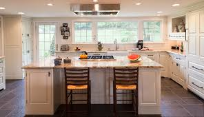 Kitchen Hood Vent Farmhouse With Island Stove Wolf