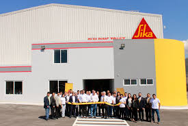 100 Where Is Guatemala City Located Sika Installs New Production Lines For Mortars And Acrylic
