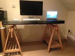 Ikea Desk Tops Uk by Ikea Glass Computer Desk U2013 Modelthreeenergy Com