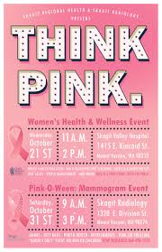 Think Pink Poster Page 001