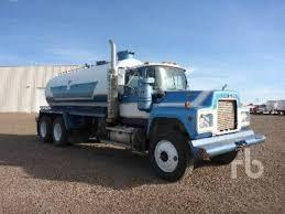 100 Used Vacuum Trucks 1989 Mack Tank For Sale On Buysellsearch