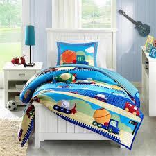 Twin Fire Truck Bedding - Bedding Design Ideas