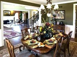 Formal Dining Room Table Centerpieces Decorating Ideas