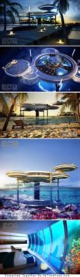 100 Water Discus Hotel In Dubai Reveals Plans For Amazing Underwater Hotel