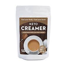 Keto Creamer With MCT Oil Dairy Free Super Sweetened Coconut Sugar