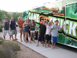 GameTruck Miami - Video Games, BubbleSoccer, And WaterTag Party Trucks