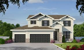 100 Homes In Kansas City Magnolia Plan In The Communities Of Green Hills