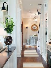modern hallway design is lighting the way style home