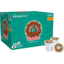 Green Mountain The Original Donut Shop Coffee Medium 100 K Cup Pods