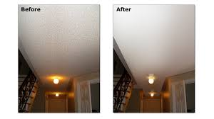 Scraping Popcorn Ceilings Without Water by Ceiling Popcorn Removal Collection Ceiling