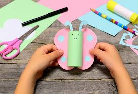 15 Quick Creative Paper Craft Ideas For Kids
