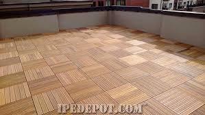 deck tiles ipe decking tiles