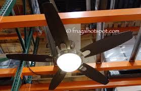 costco sale hunter contempo 54 ceiling fan 99 99 frugal hotspot