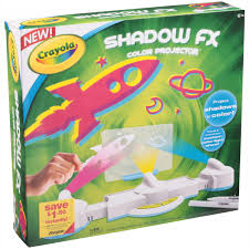 crayola shadow fx color projector great gift for walmart