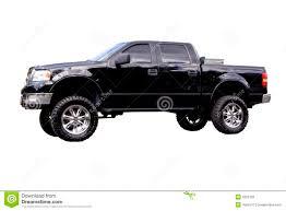100 Big Black Trucks Truck Stock Photo Image Of Suspension Trucks Pickup 3352762