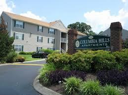 Columbia Hills Apartments Columbia TN