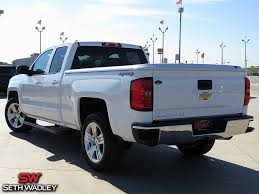 Used 2015 Chevy Silverado 1500 LT 4X4 Truck For Sale In Pauls Valley ...
