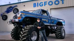 100 Bigfoot Monster Truck History Original Big Foot Poised For The Restoration It Deserves